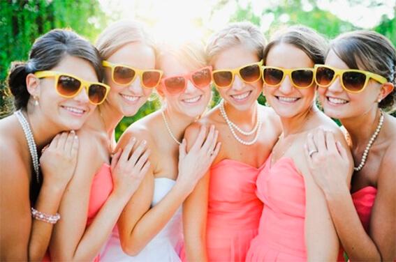 gafas personalizadas bodas