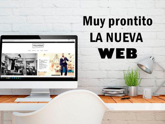 En proceso nueva web fych