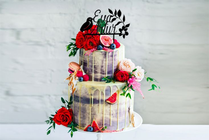 pasteles de boda Barcelona