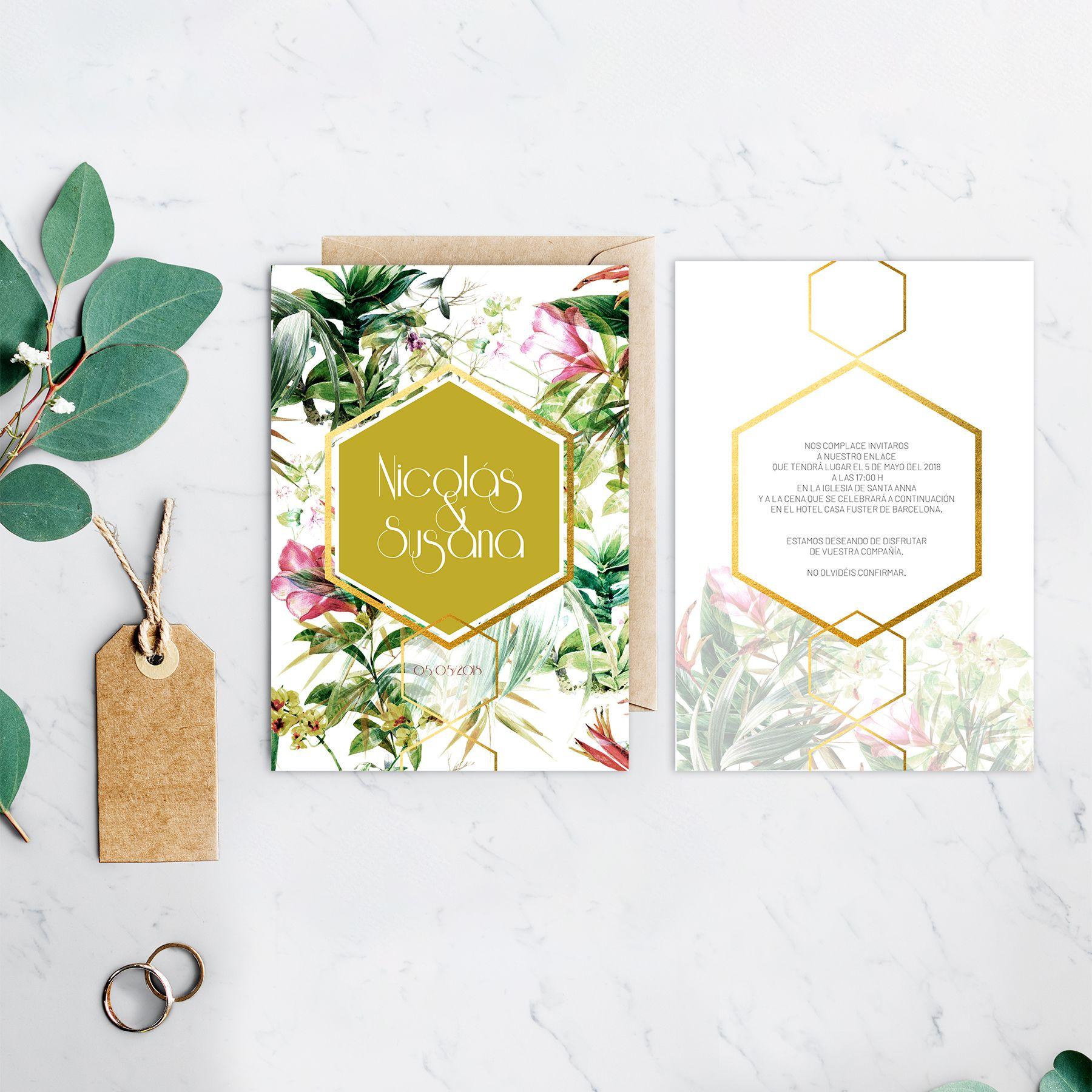 Invitación-de-boda-Amazonas