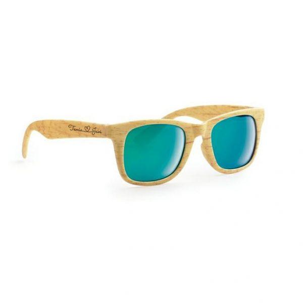 Gafas de sol para bodas