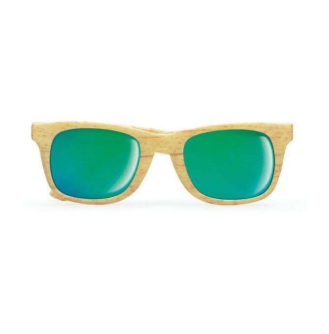 gafas efecto madera frontal